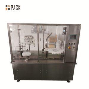 40-1000 مل التحكم الآلي الرقمي بالكامل ملء آلة السائل