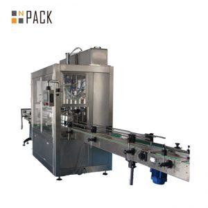 GMP CE شهادة الأيزو الدبالية السائل ملء آلة الأسمدة