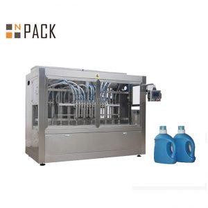 حمض التبييض السائل ملء آلة تآكل