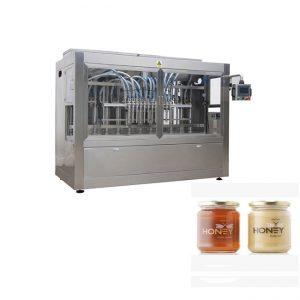 رخيصة تعبئة آلة تعبئة العسل جرة التعبئة