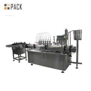 10 مل و 60 مل سعر المصنع E آلات تعبئة زجاجة السائل
